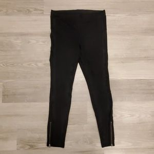 Velvet Feel Leggings